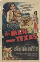 Man from Texas 1948 DVD - James Craig / Lynn Bari